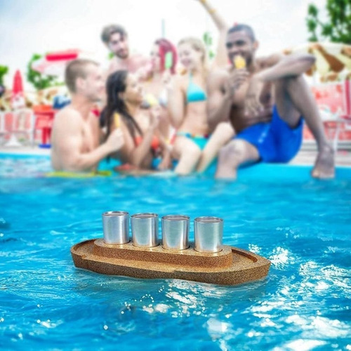 party boat shot holder