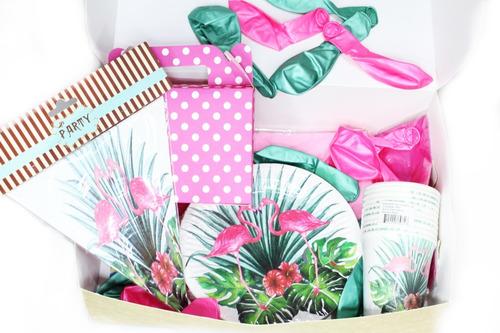 party box- set de decoración para tu fiesta