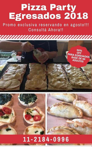 party catering pizza
