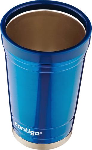 party cup cervecero vaso térmico 16 oz color azul