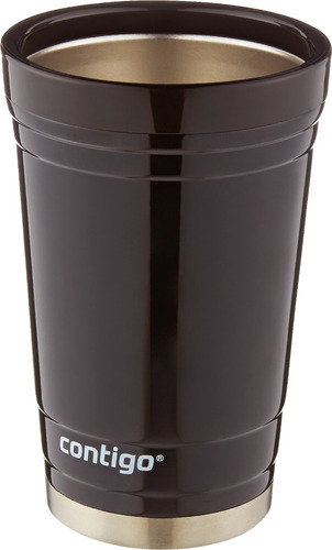 party cup cervecero vaso térmico 16 oz color negro