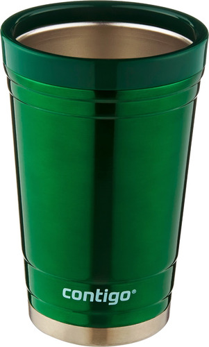 party cup cervecero vaso térmico 16 oz color verde