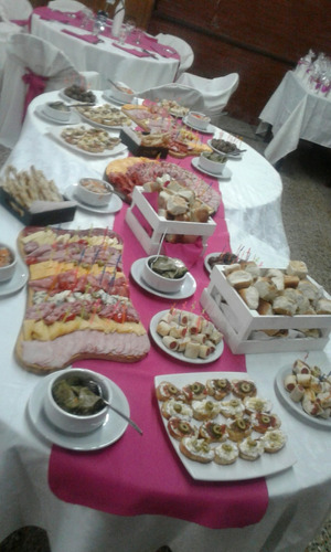 party eventos pizza