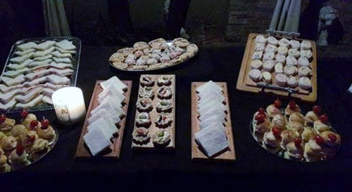 party/ eventos pizza