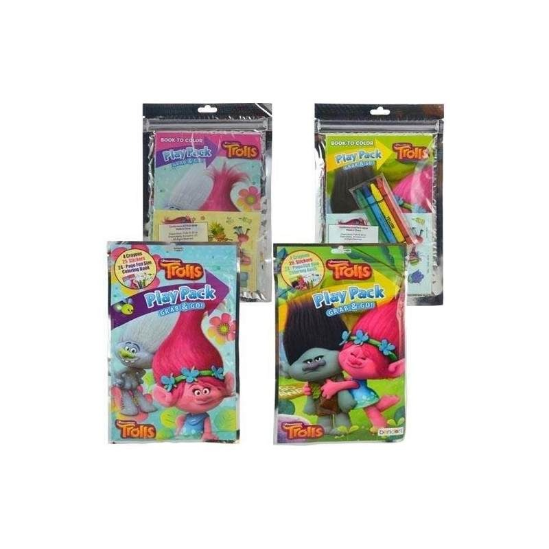 trolls grab and go play pack