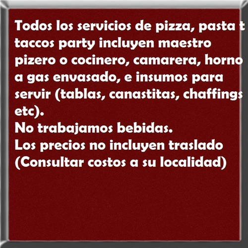 party, party, pizza