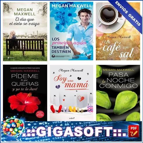 libros de megan maxwell pdf
