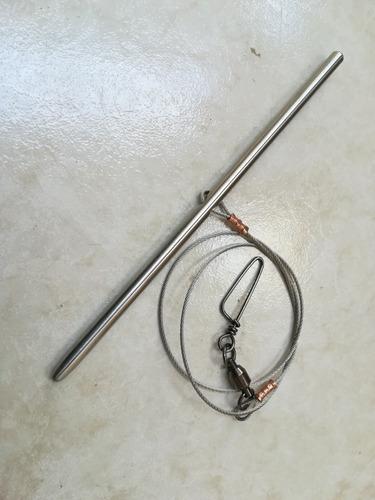 pasa pescado fish stinger arpon speargun