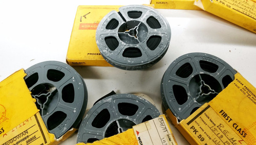 pasa tus super8 8mm carrete a dvd - mp4