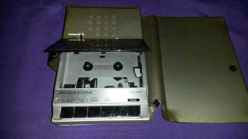 pasacassete y grabadora fair mate funcionando made in japon