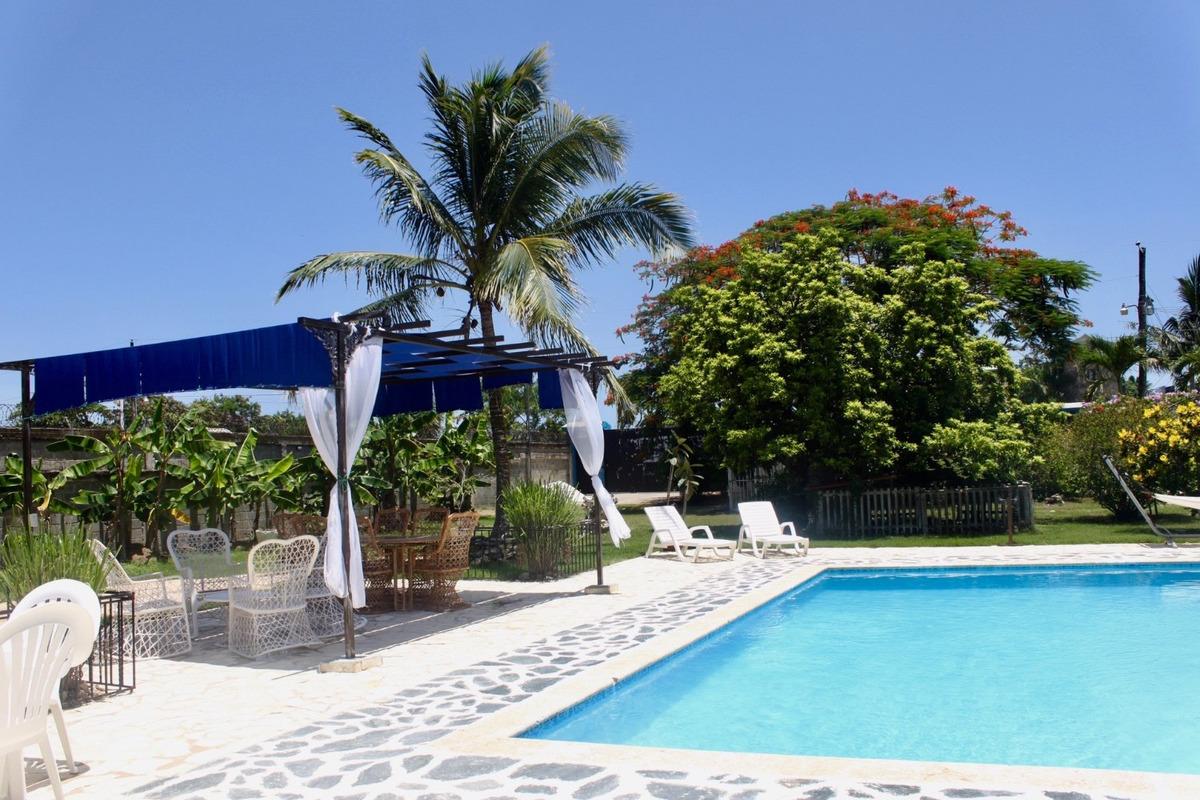 pasadia villa tobago, piscina y bbq (leer los requisitos)
