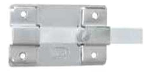 pasador de barra plana 50mm niquelado lock l035nib