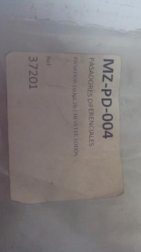 pasador diferencial dana 26/ chevette (mz-pd-004) par