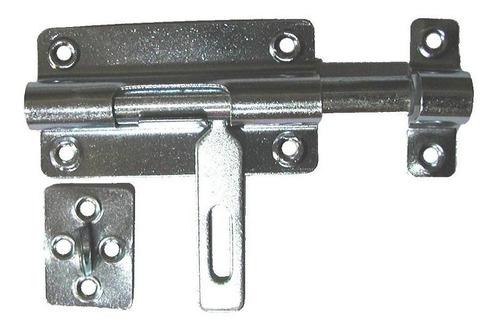 pasador máuser 70mm con porta candado puerta código pm70