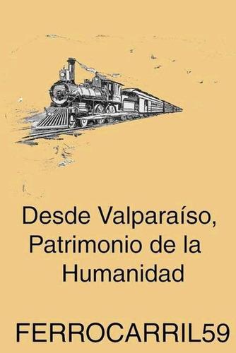 pasaje andes mar bus valparaíso a santiago año 1974