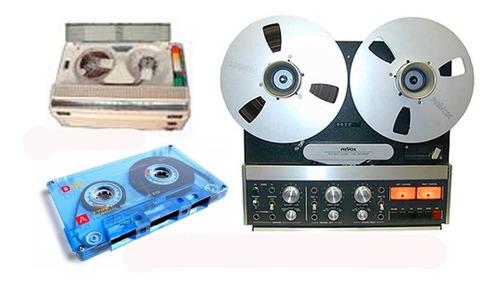 pasaje vhs, 8mm, minidv, dvcam a pendrive, hd, dvd.