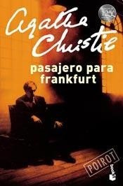 pasajero para frankfurt / agatha christie (envíos)