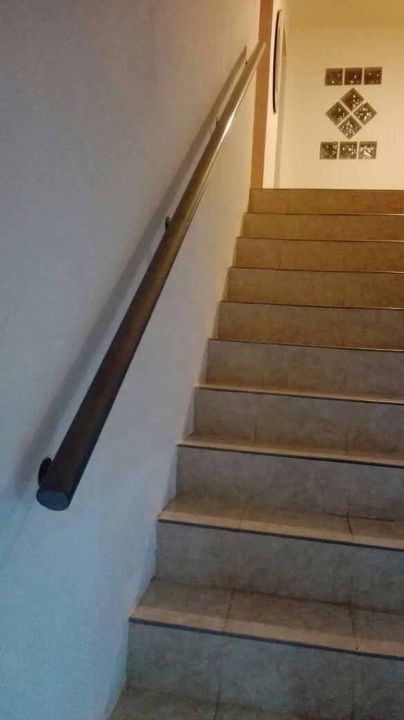 Pasamanos Para Escaleras -pasillos - $ 500,00 en Mercado Libre
