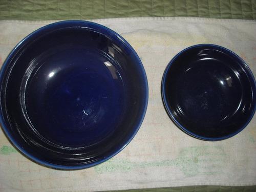 pasapaleras ensaladeras servidores pasapalos comida ceramica