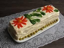 pasapalo fruta crema ensalada hallaca bollo sanduchon torta