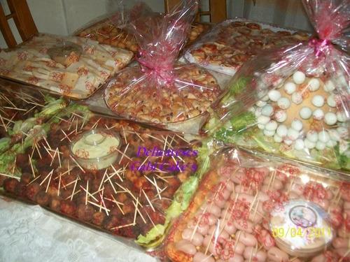 pasapalos dulces y salados a excelentes precios