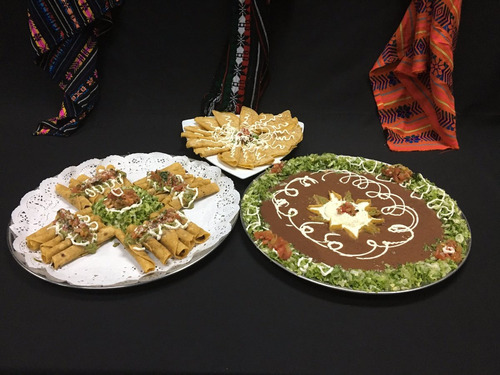 pasapalos mexicanos eventos estaciones comida cartering