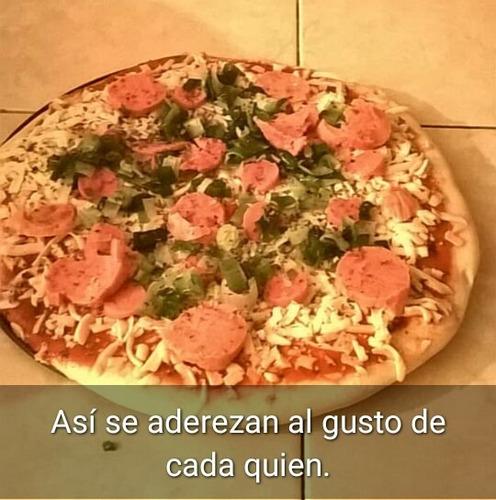 pasapalos pizzas  regula congelada