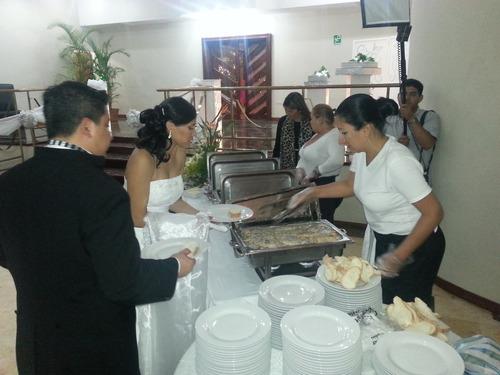pasapalos servicios catering, servicios