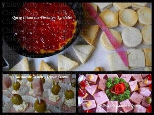 pasapalos,dulces,salados,tortas,alfajores