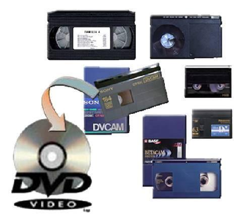 pasar convertir vhs a dvd.pasaje/conversion/digitalizacion