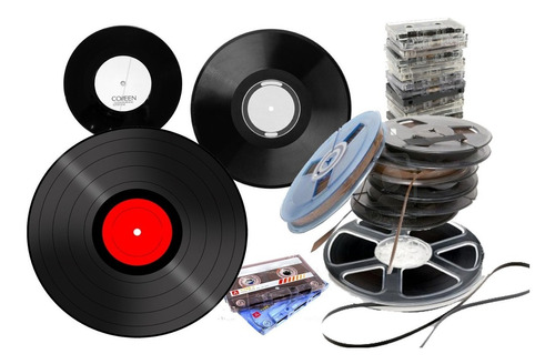 pasar vhs a dvd usb colombia casete mp4 desde $14.000.- cop
