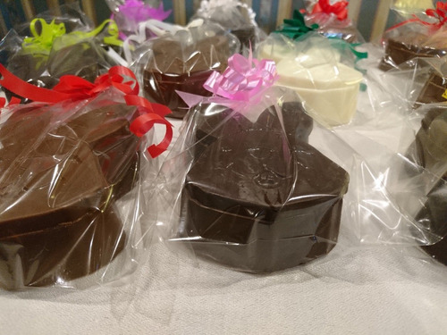 pascuas - alhajero de chocolate - regalo, cumpleaños