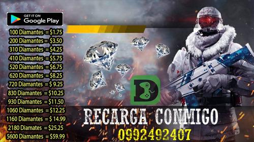 pase elite | free fire | recarga diamantes, | mascaras.