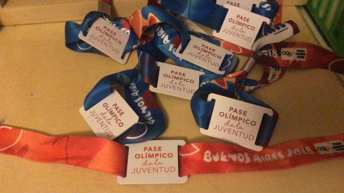 Pase Olimpico De La Juventud Entrada Juegos Olimpicos 149 00