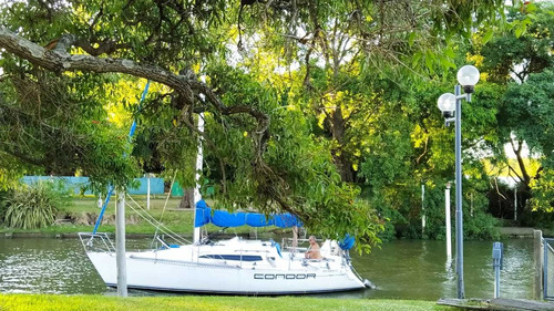 paseo barco velero por el rio de la plata y delta