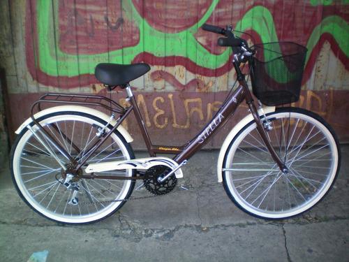 paseo rod bicicleta