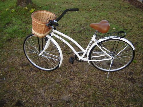 paseo rodado bicicleta