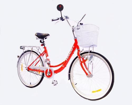 paseo verado bicicleta
