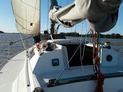 paseos en barco velero / delta del paraná / ecoturismo / rio