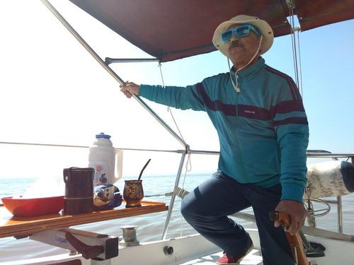 paseos velero turismo