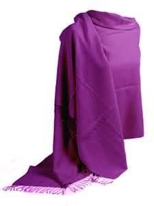 pashmina hindu purple lorelei, miscellaneous by caff