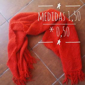 8df1de540 Polleras Lana Tejida - Pañuelos y Pashminas de Mujer Rojo en Mercado ...
