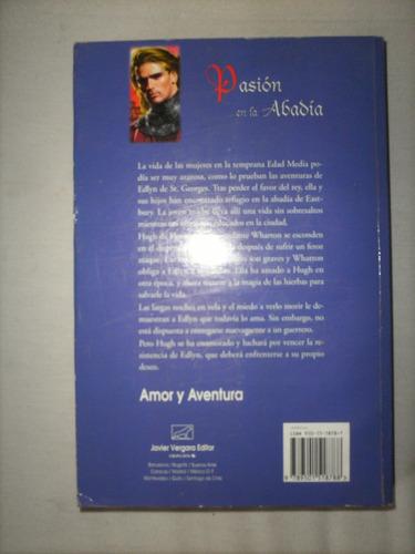 pasion en la abadia (christina dodd)