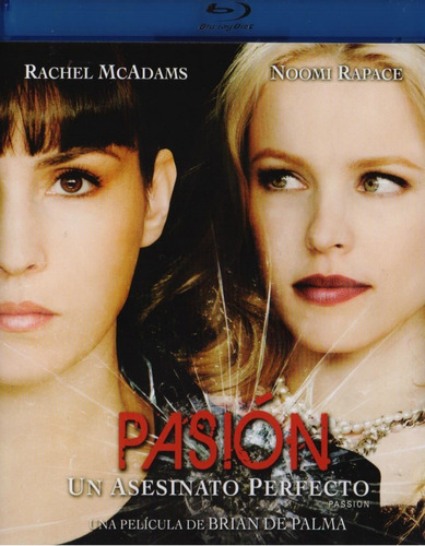 pasion un asesinato perfecto passion pelicula blu-ray