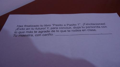pasito a pasito 1, 2 y 3 en digital pdf leer descripcion