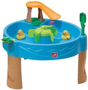 paso 2 duck pond mesa del agua
