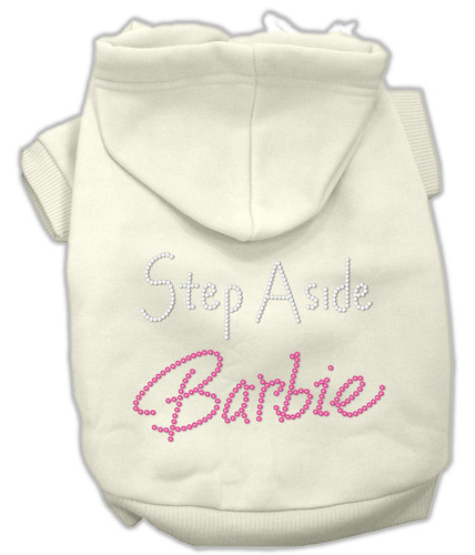 paso aparte barbie hoodies crema xxxl ( 20)