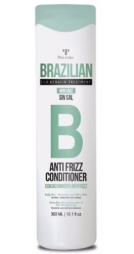 paso b acond antifrizz brazilian eco keratin nice