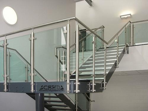 pasos para escaleras duplex y departamentos