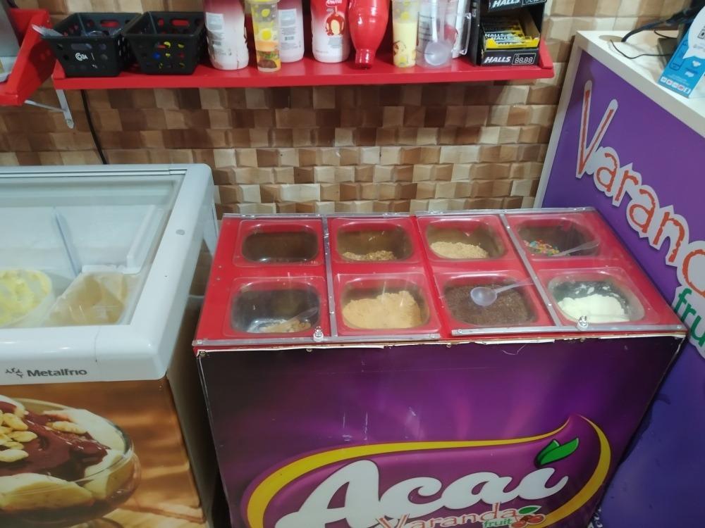 passa-se o ponto: açaiteria, sorveteria e lanchonete